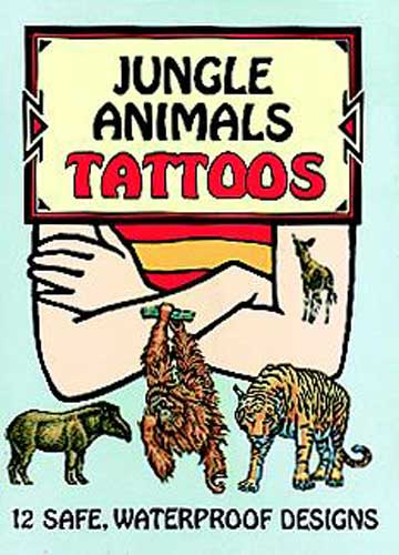 Jungle Animals Tattoos