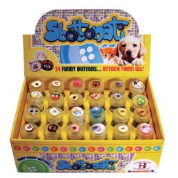 Bonfanti Sbottonati Button Box