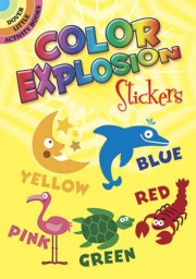Color Explosion Stickers