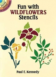 Fun with Wildflowers Stencils