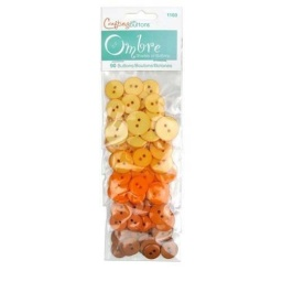 BL47.000.1103 - Ombre Orange Button Pack