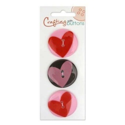 BL47.000.1211 - On Trend Heart Buttons