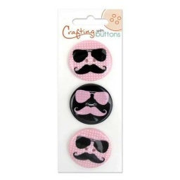 BL47.000.1203 - On Trend Hipster Buttons