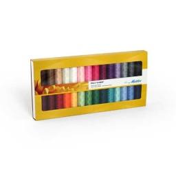 PS28 - Poly Sheen 28 Spools Thread Set