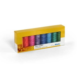PS81 - Poly Sheen Pastels Thread Set