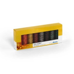 PS83 - Poly Sheen Autumn Thread Set