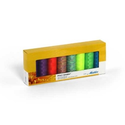 PS89 - Poly Sheen Neon Thread Set