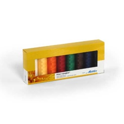 PS8 - Poly Sheen 8 Spools Thread Set