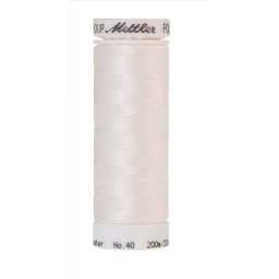 0015 - White Poly Sheen Thread