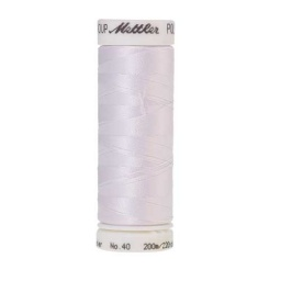 0017 - Paper White Poly Sheen Thread