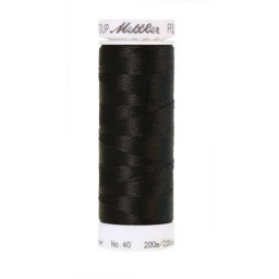0020 - Black Poly Sheen Thread