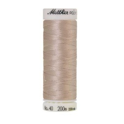 0150 - Mystik Grey Poly Sheen Thread