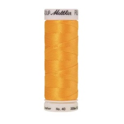 0700 - Bright Yellow Poly Sheen Thread