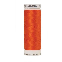 1310 - Hunter Orange Poly Sheen Thread
