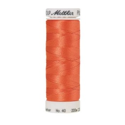 1430 - Melon Poly Sheen Thread