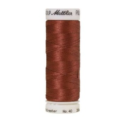 1543 - Rusty Rose Poly Sheen Thread