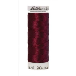 2113 - Cranberry Poly Sheen Thread