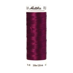 2500 - Boysenberry Poly Sheen Thread