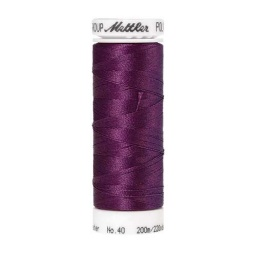 2600 - Dusty Grape Poly Sheen Thread