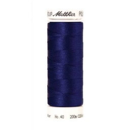3333 - Fire Blue Poly Sheen Thread