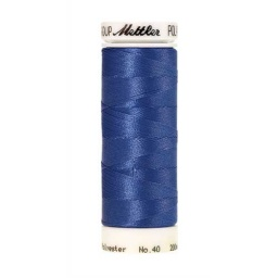 3410 - Rich Blue Poly Sheen Thread