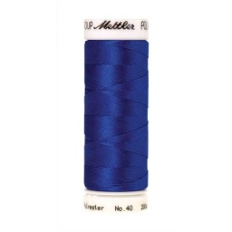 3510 - Electric Blue Poly Sheen Thread