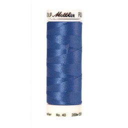 3711 - Dolphin Blue Poly Sheen Thread
