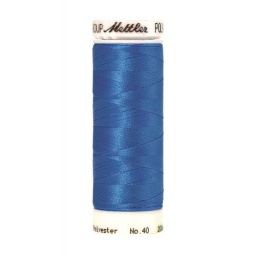 3713 - Cornflower Blue Poly Sheen Thread