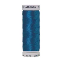 3901 - Tropical Blue Poly Sheen Thread