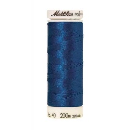 3902 - Colonial Blue Poly Sheen Thread