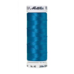3906 - Pacific Blue Poly Sheen Thread