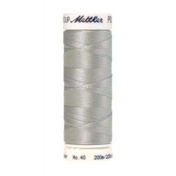 3971 - Silvery Grey Poly Sheen Thread