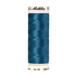 4032 - Teal Poly Sheen Thread