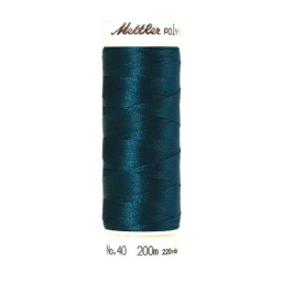 4442 - Deep Sea Blue Poly Sheen Thread