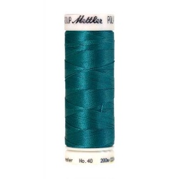 4452 - Truly Teal Poly Sheen Thread