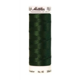 5944 - Backyard Green Poly Sheen Thread