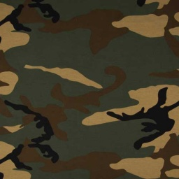 RS0213 - CO/SP Jersey Print - Camouflage