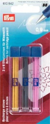 610842 - Refills for Prym Cartridge Pencil - yellow/black/pink