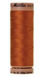 0163 - Copper Silk Finish Cotton 40 Thread