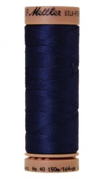 1304 - Imperial Blue Silk Finish Cotton 40 Thread