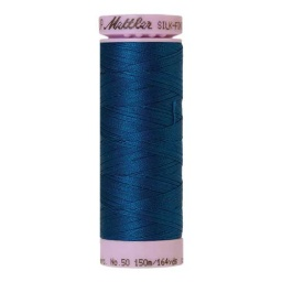 0024 - Colonial Blue Silk Finish Cotton 50 Thread