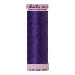 0030 - Iris Blue Silk Finish Cotton 50 Thread