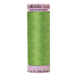 0092 - Bright Mint Silk Finish Cotton 50 Thread