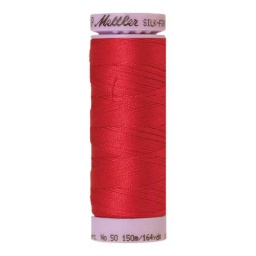 0102 - Poinsettia Silk Finish Cotton 50 Thread