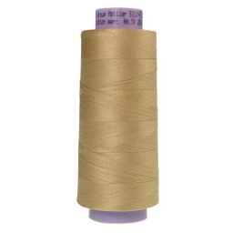 0265 - Ivory Silk Finish Cotton 50 Thread - Large Spool