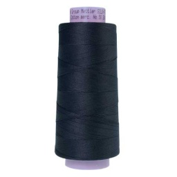 0348 - Mole Gray Silk Finish Cotton 50 Thread - Large Spool