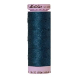 0485 - Tartan Blue Silk Finish Cotton 50 Thread
