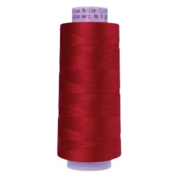0504 - Country Red Silk Finish Cotton 50 Thread - Large Spool