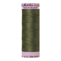 0731 - Burnt Olive Silk Finish Cotton 50 Thread