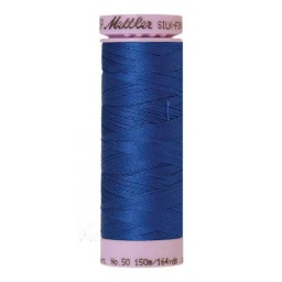 1303 - Royal Blue Silk Finish Cotton 50 Thread